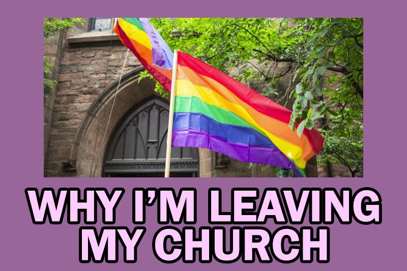Why I'm Leaving My Church
