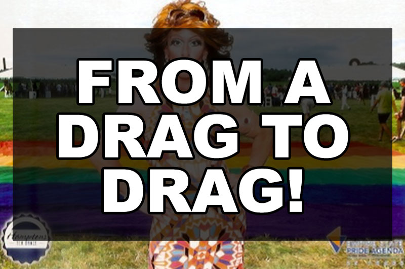 From a drag to DRAG! | Our Queer Stories | Queer & LGBT Stories